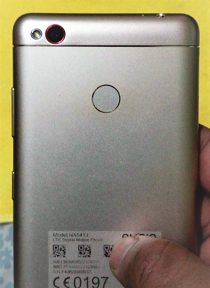zte nubia n1 camera review itself