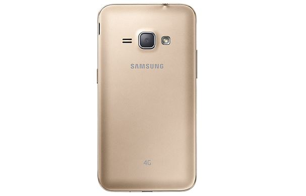 Samsung Galaxy J1 4G back