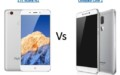 ZTE nubia N1 vs Coolpad Cool 1 Dual Phone Comparision