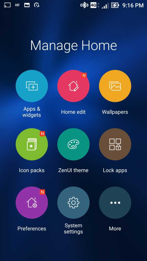Asus zenfone 3 max shortcuts