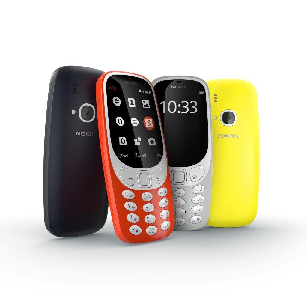 Nokia 3310 phone 2017 dual sim