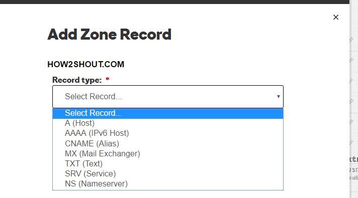 free ZOHO mail setup