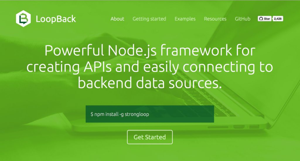 loopback.io open source