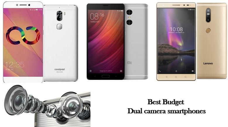 Best Budget Dual rear camera smartphones under Rs15000
