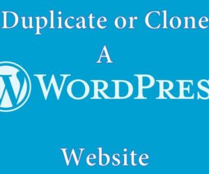 Step By Step Guide To Clone WordPress Website Manually