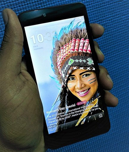 Gionee P7 Review smartphone in detail