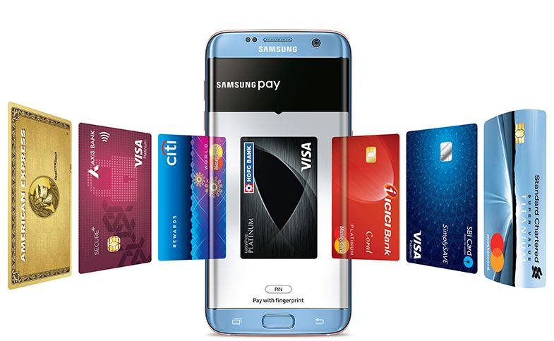 Samsung Pay mobile payment solution