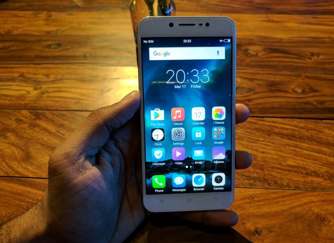 Vivo Y66 budget smarphone