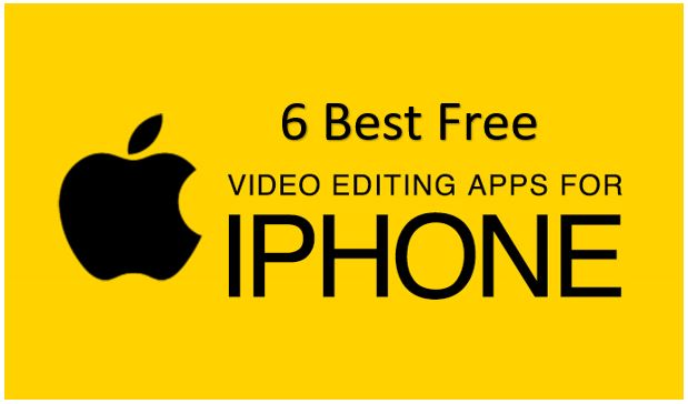 Best Free iPhone Video Editing Apps