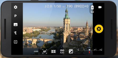 Camera FV-5 Lite camera app