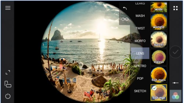 Cameringo Lite quality photography app with Filters Camera