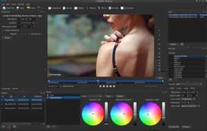 Opensource video editor Shotcut