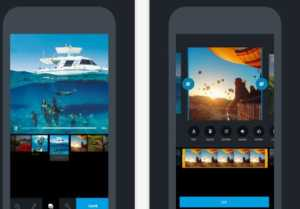 Quik GoPro Video Editor to edit clips with music