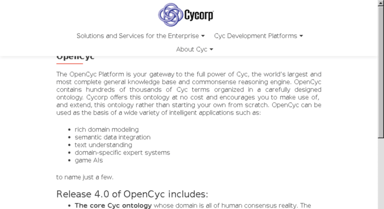 opencyc.org