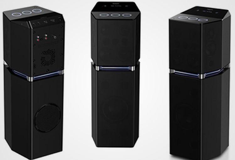 Panasonic ua7 speaker
