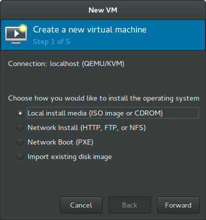 Rockstor On Debian in Virtual Machine iso