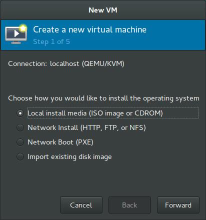 Rockstor On Debian in Virtual Machine iso