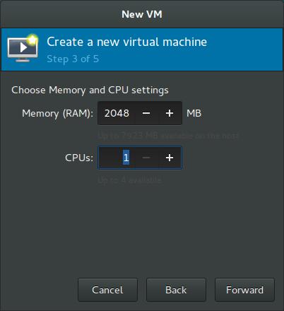 Rockstor On Debian in Virtual Machine ram