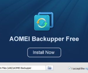 AOMEI Backupper Free Review: Tool To Prevent WannaCry Ransomware