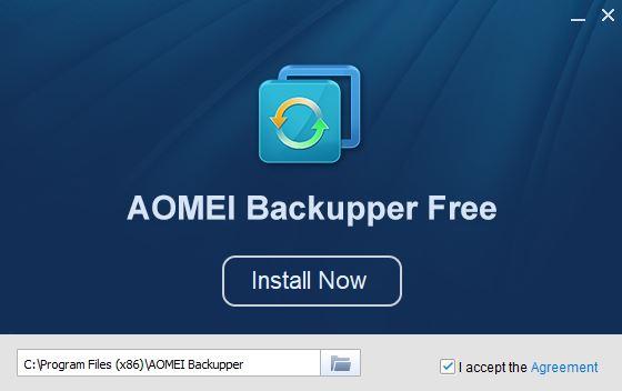 AOMEI Backupper Đánh giá miễn phí