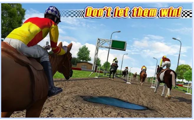 Horse Derby Quest