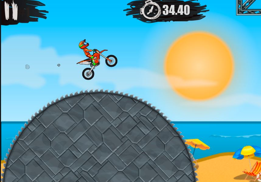 Moto X3M Bike Race Game for Android