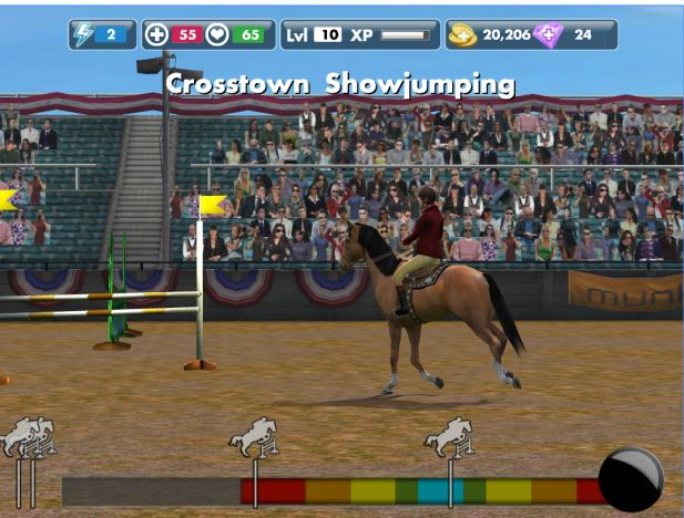 My Horse train your horse for racing