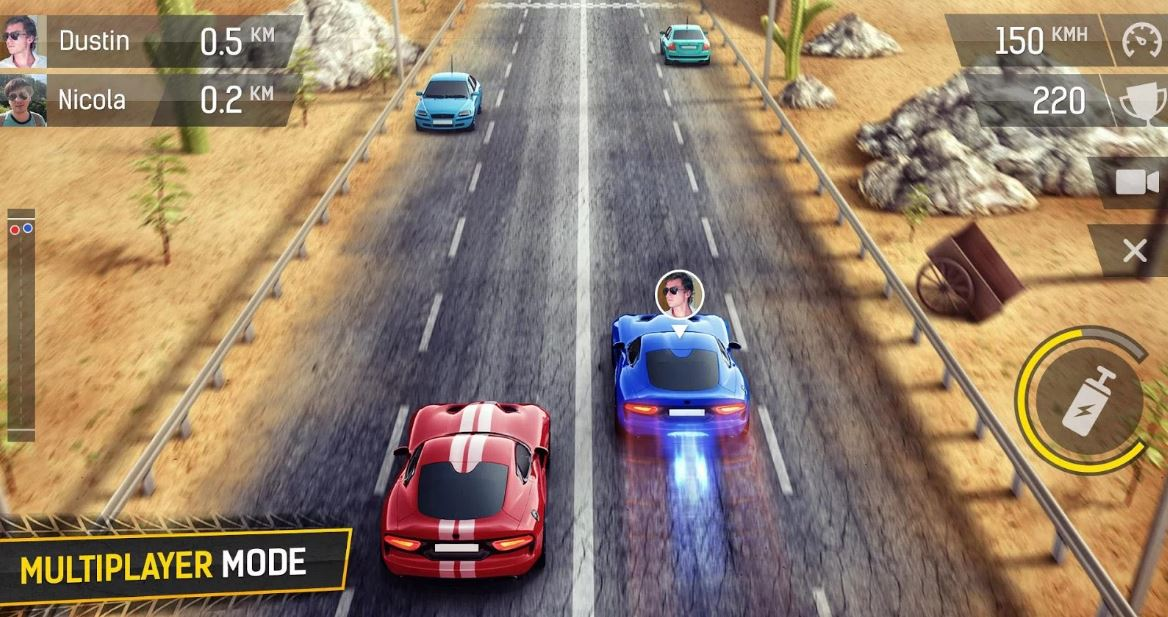 Racing Fever ANdroid Racing game offline