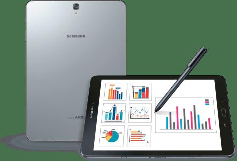 Samsung Galaxy Tab S3 smartphone