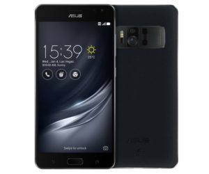 ASUS ZenFone AR Smartphone First Look and Specifications