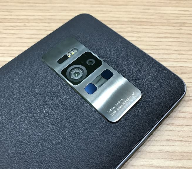 ASUS ZenFone AR Smartphone First Look and Specifications camera