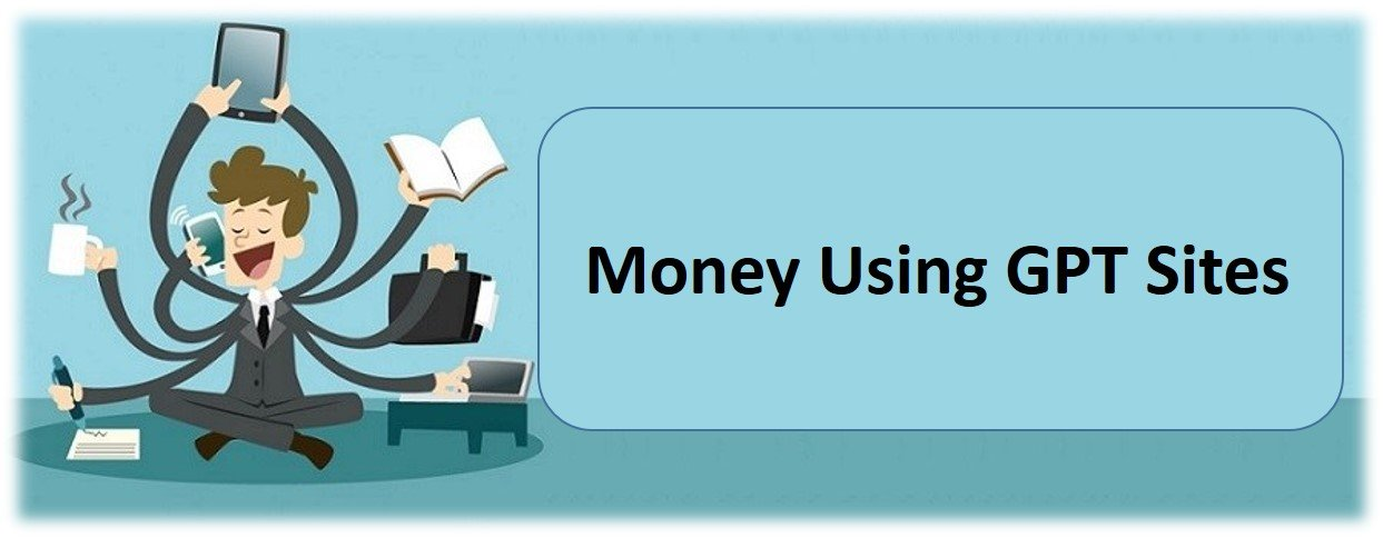 Earn money by gpt sites completing survey monkey, watching videos.png