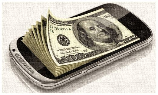 Earn money from your smartphone
