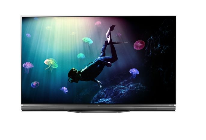 the best 4k ultra hd tv LG OLEDE6P series