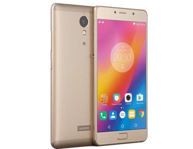 Lenovo's P2 smart phone