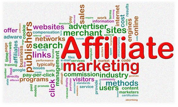 Make Money online Using Affiliate Marketing