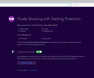 How To Add Private Browsing Mode on Firefox
