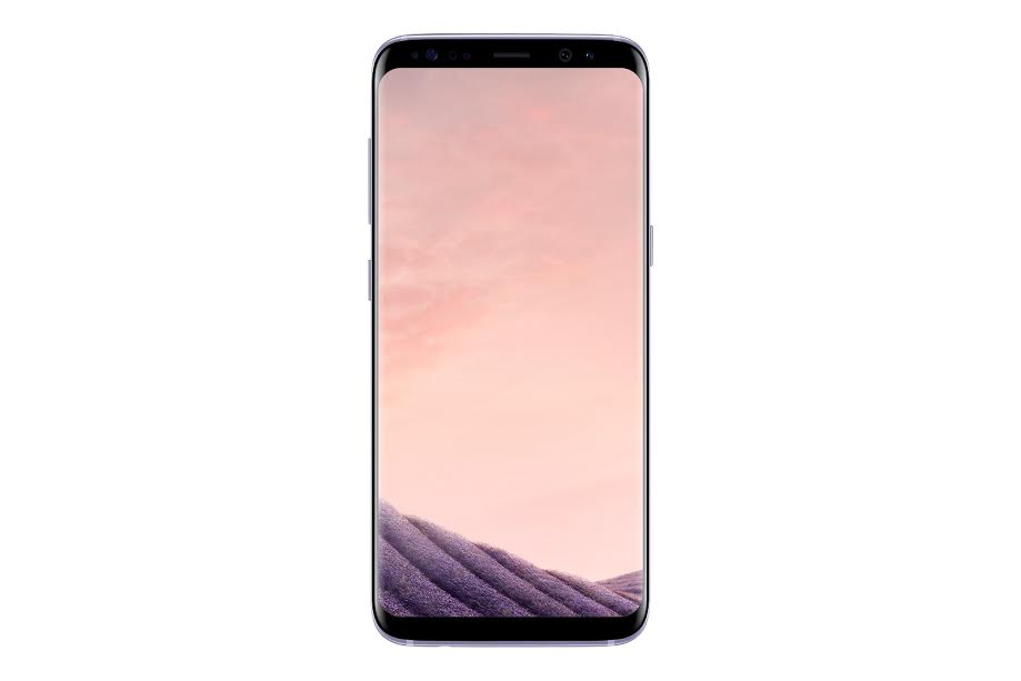 Samsung Galaxy S8, Galaxy S8+ Launched in Orchid Gray Colour back