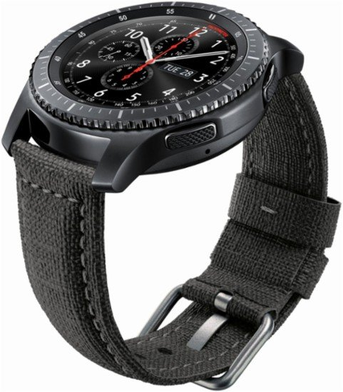 Samsung Gear S3 Tumi Special Edition Smartwatch Now Available