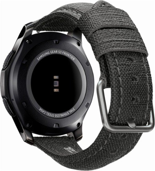 Samsung Gear S3 Tumi Special Edition Smartwatch samsiung pay