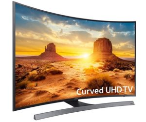 Samsung UNKU6500 best ultra 4k smart tvs for gaming and movies