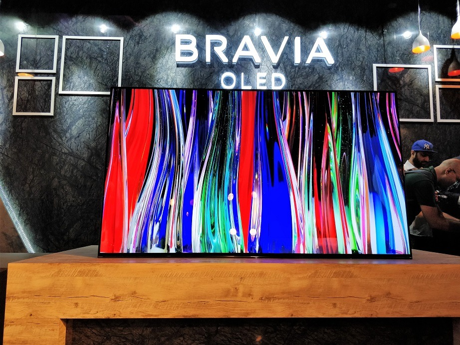 Sony Bravia A1 series OLED TV