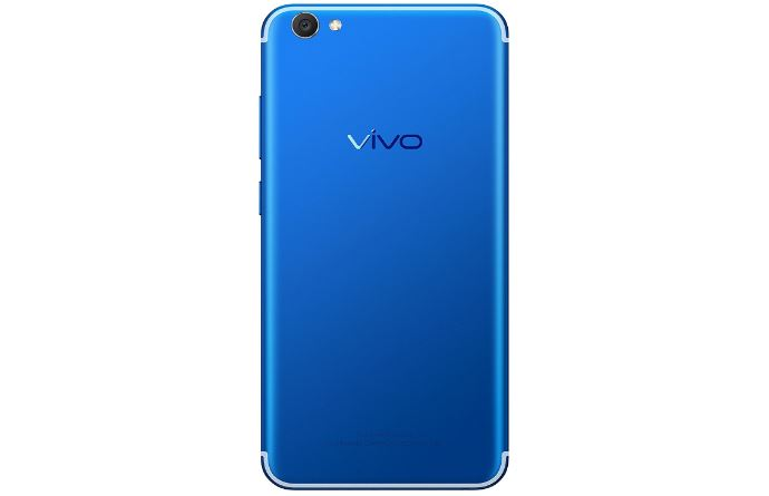Vivo V5s Blue Color Edition in India at Rs 17,990, Available