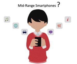 Will Mid-range Phones Dominate the Market This Year.
