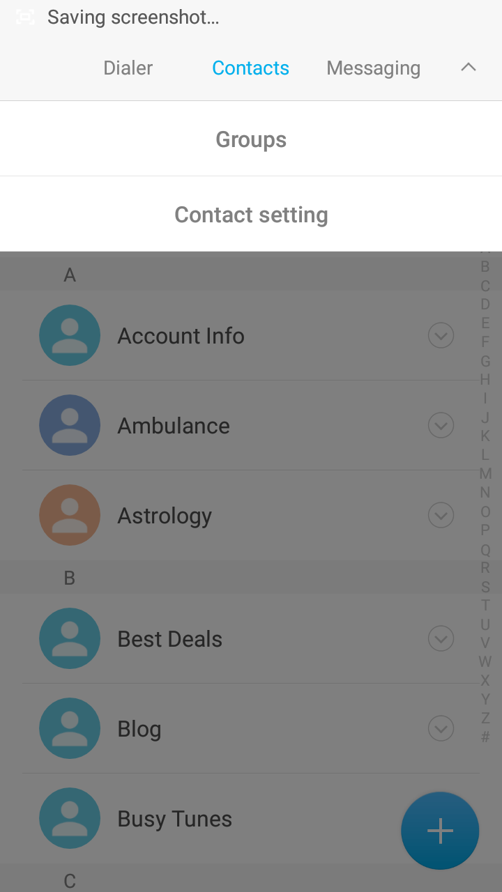 How To Display Contacts in Coolpad phone | H2S Media