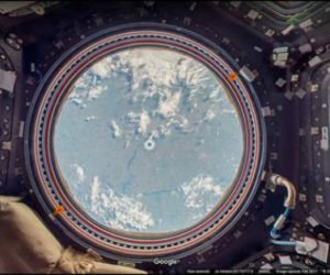 Google Maps Street View Now Lets You Explore Space