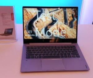 Lenovo launches New Series of Yoga 720, Yoga 520, Ideapad 720S,  520S, 320S, 520 & 320
