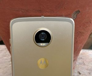 Moto Z2 Play Camera Review