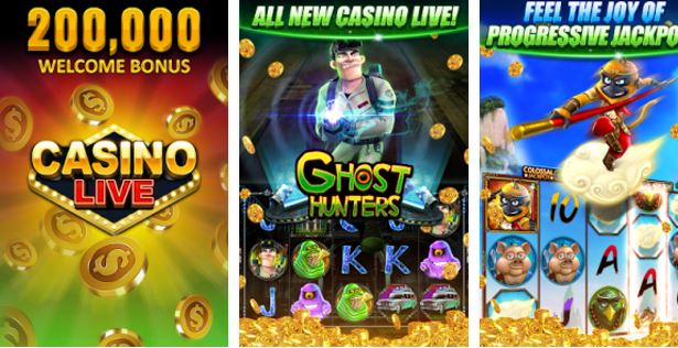 Commerce casino slots