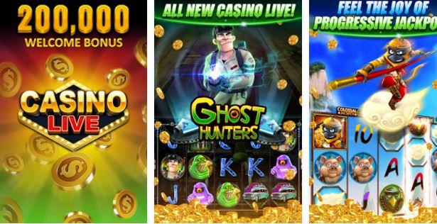 Android Mobile Casino Live Bingo,Slots,Keno